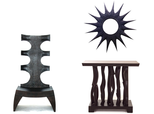 african inspired furniture. we african inspired furniture
