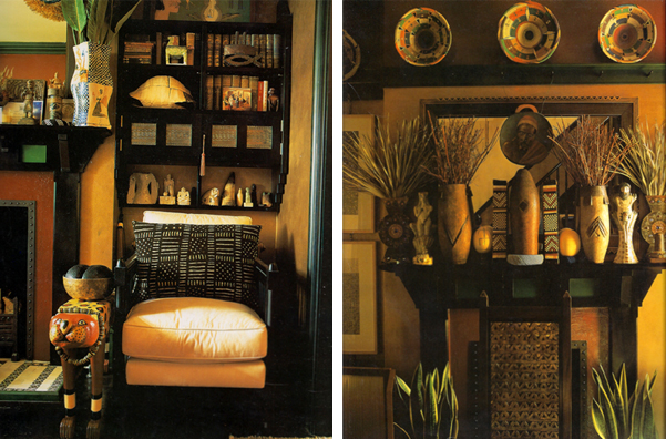 Classic african inspired interior ethniciti for African interior decoration