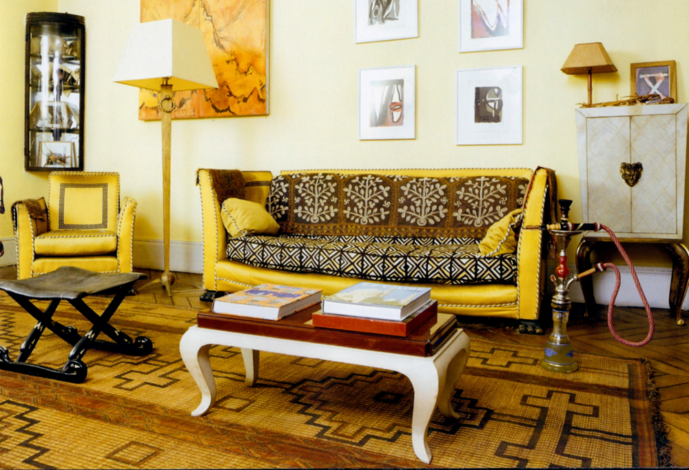 Ethniciti african inspired interiors page 3 for African interior decorating
